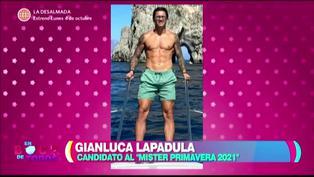 "Gianluca Lapadula Vargas es candidato al ""Míster Primavera 2021″"