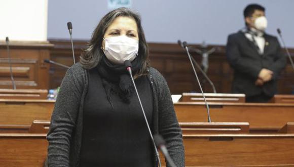 Congresista considera que censura a Mesa Directiva tiene fines ocultos.
