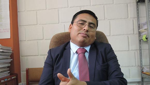 Fiscal Ludwin Flores reporta falta de expedientes en MPT