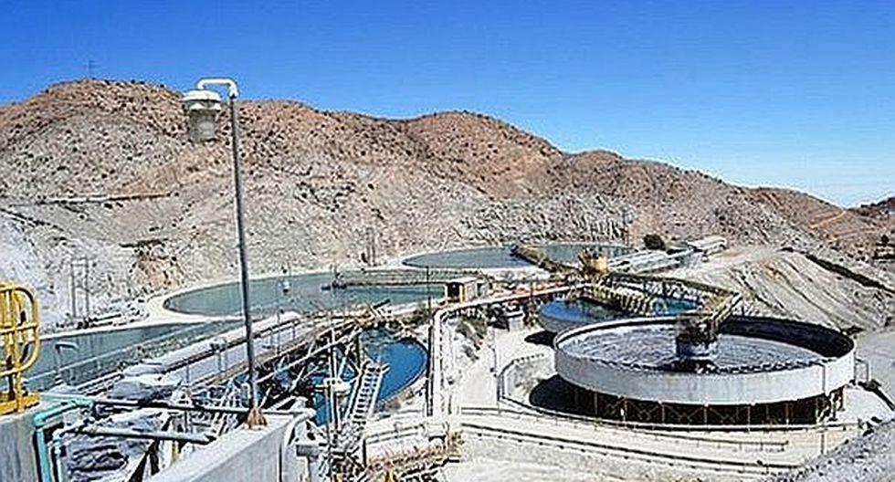 La inversión minera fue liderada por Ica y Moquegua en el 2018
