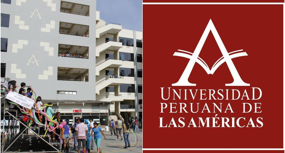 Foto: Facebook Universidad Peruana de Las Américas