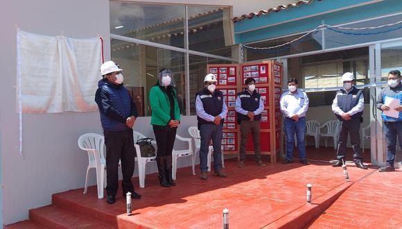 DREM Puno abre nuevas oficinas en Salcedo