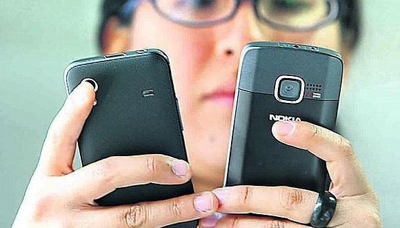 Cambios de operador en telefonía móvil se incrementaron 21,8% en julio