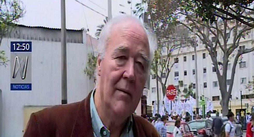 """García Belaúnde: Nuevo Congreso será un """"reciclaje"""" tras elecciones del 2020"""