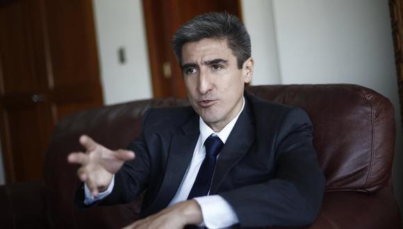 El ministro de Cultura, Alejandro Neyra, ofreció una conferencia de prensa sobre los avances de la vacunación y la ampliación de las medidas frente al Covid-19 en el país.