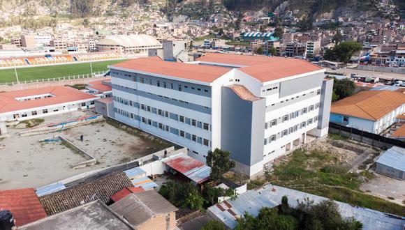 Entregarán planta de oxígeno medicinal para hospital Guillermo Díaz. (Foto referencial)