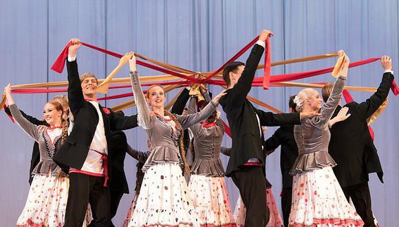 Beriozka: El mejor ballet folclórico del mundo retorna luego de 30 años