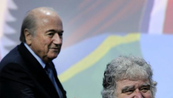 FIFA: Blazer admitió recibir sobornos para Francia 98 y Sudáfrica 2010
