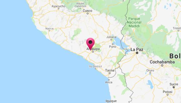 Arequipa: sismo de magnitud 4 se reportó en Chala