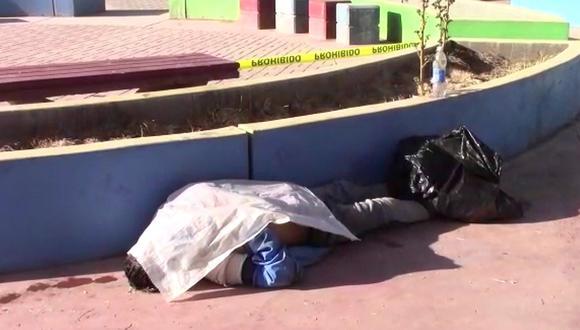 Solo hay sitio para 4 muertos por COVID-19 en EsSalud Puno