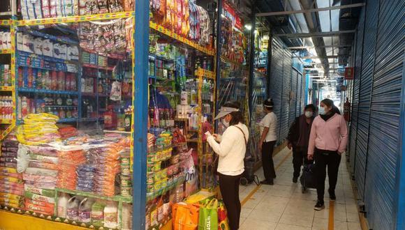 Temor de que vuelvan a cerrar mercados por rebrote de segunda ola| Foto: Eduardo Barreda