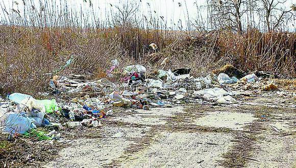 Pobladores denuncian que existe un botadero cerca a la playa de Lobitos