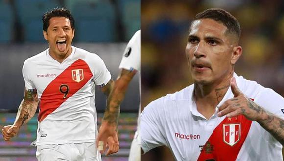 Tras derrotar a Paraguay, Gianluca Lapadula agradeció a todos los peruanos por confiar en la selección peruana y afirmó que Paolo Guerrero es un jugador histórico.