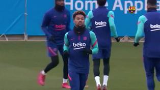 Barcelona se alista para enfrentar a Cornellà por Copa del Rey