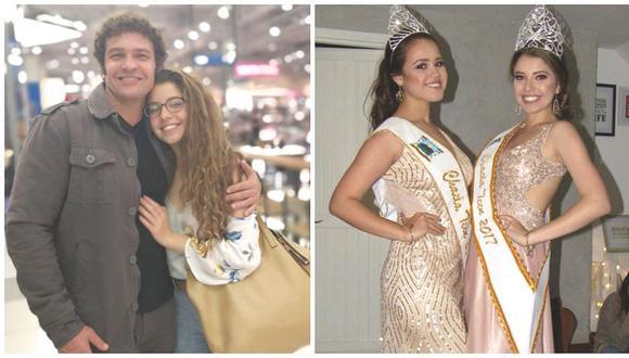 Hija de Orlando Fundichely sorprende al revelar esto de un nuevo certamen de belleza (FOTO)