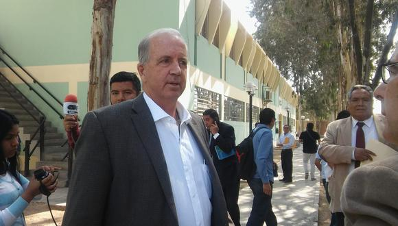 El exgobernador regional de Ica y empresario agroexportador, Fernando Cilloniz Benavides.