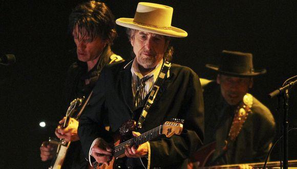 Bob Dylan hace historia en la cartelera Billboard con su nuevo disco. (Foto: AFP)