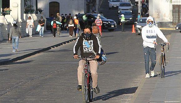 Decreto autoriza al MTC transferir S/22 millones para ciclovías a 29 municipios provinciales