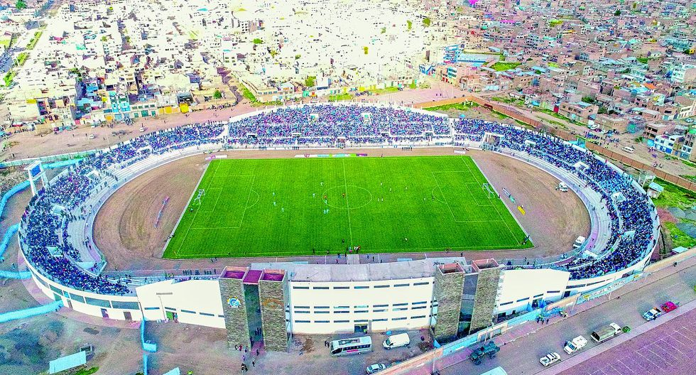 Deportivo Binacional jugará ante Alianza Lima por la primera final de la Liga 1