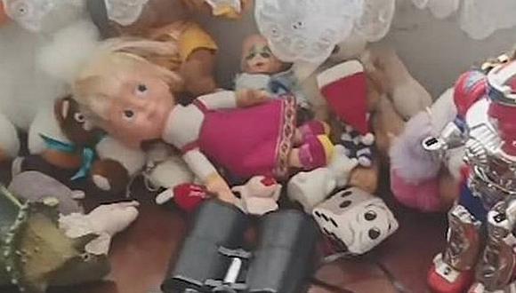 Arrestan a mujer que se grababa abusando de su hijo de 4 años y comercializar el material