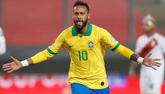 Neymar está en los planes del DT de la selección olímpica de Brasil. (Foto: AFP)