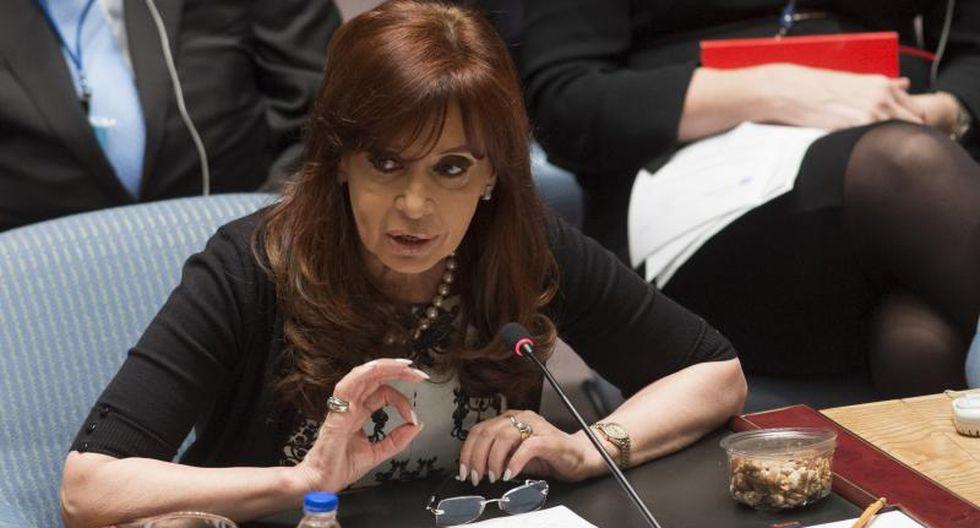 Cristina Fernandez permanece hospitalizada en Buenos Aires