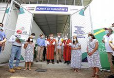 Pichanaqui tiene el mayor centro de producción de oxígeno en la región Junín