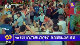 """Conoce más acerca de """"Doctor Milagro"""", la nueva producción turca transmitida por Latina TV"""