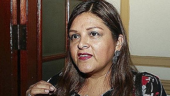 Karina Beteta consideró que Tribunal Constitucional debe aceptar hábeas corpus a favor de Keiko