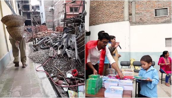 Dos años después del terremoto de Nepal se sigue buscando ayuda (VIDEO)