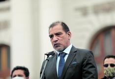 Luis Barranzuela: Aceptan su renuncia como abogado de Vladimir Cerrón y Perú Libre