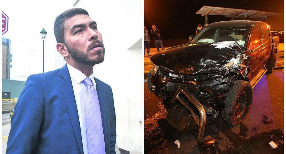 Accidente en la Costa Verde: Denuncian que abogado quería sobornar a deudos
