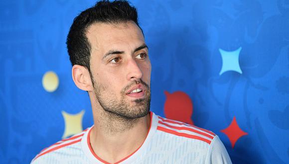El jugador del Barcelona fue separado de la concentración de 'La Roja'. (Foto: Twitter)