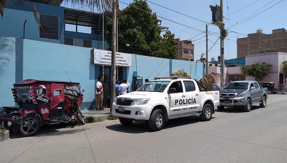 Balacera en fiesta popular deja un muerto en Tumán