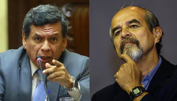 Comisión de Fiscalización: Cevallos pide a Mulder convocar a sesión para elegir al nuevo presidente
