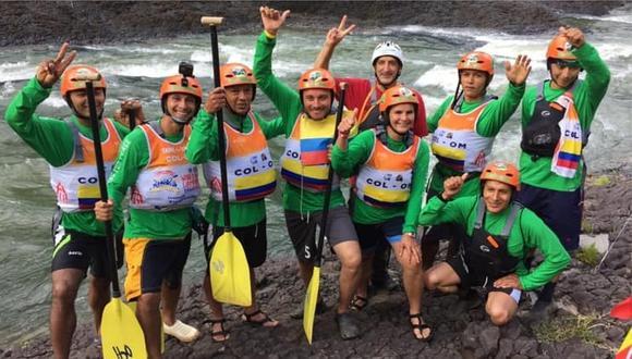Exguerrilleros de las FARC reciben premio en Mundial de rafting en Australia (FOTOS Y VIDEOS)
