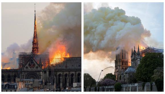 Magnate francés donará 100 millones de euros para la reconstrucción de la catedral de Notre Dame