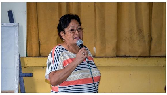 María del Carmen Cubas asume como alcaldesa de Chepén