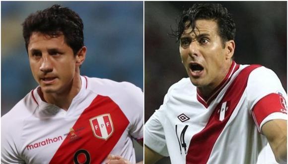 Claudio Pizarro reclamó en su momento por la convocatoria de Gianluca Lapadula.