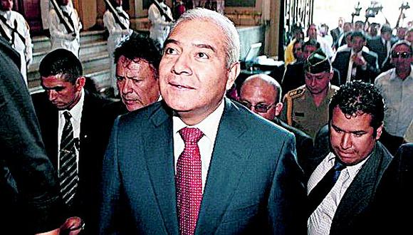"""Wilfredo Pedraza: """"La credibilidad de Belaunde Lossio es cero"""""""