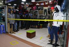 Tres mil negocios listos para volver a funcionar en Huancayo desde el 1 de marzo
