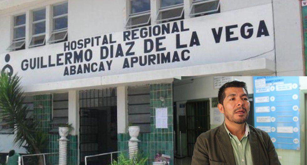 Apurímac: Ante alerta por caso sospechoso de coronavirus en Abancay director de hospital regional señaló que se trata de un caso en investigación (Foto: archivo)