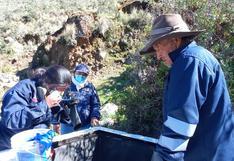 Huancavelica: Piden mejoras para el sistema de agua Potable