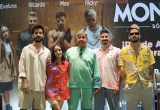 """Ricardo Montaner señala que no son """"extraterrestres"""" por cantar en familia (FOTOS)"""