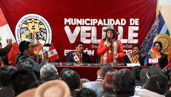 Ministra de Desarrollo supervisa programas sociales en Cusco