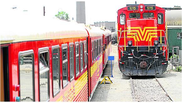 Tren moviliza gratis a personas varadas en Carretera Central