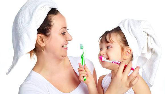 La odontopediatra Pia Raffo Conroy y la odontóloga Natalia Córdova despejan las dudas.