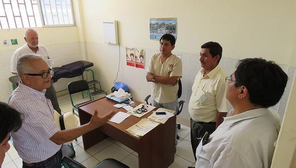Lambayeque: Constatan deficiencias en Salud y Educación