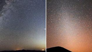 Nasa designa a Marte como responsable de luz zodiacal que se ve desde la Tierra