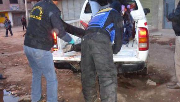 Juliaca: Delincuentes matan a fierrazos a transeúnte